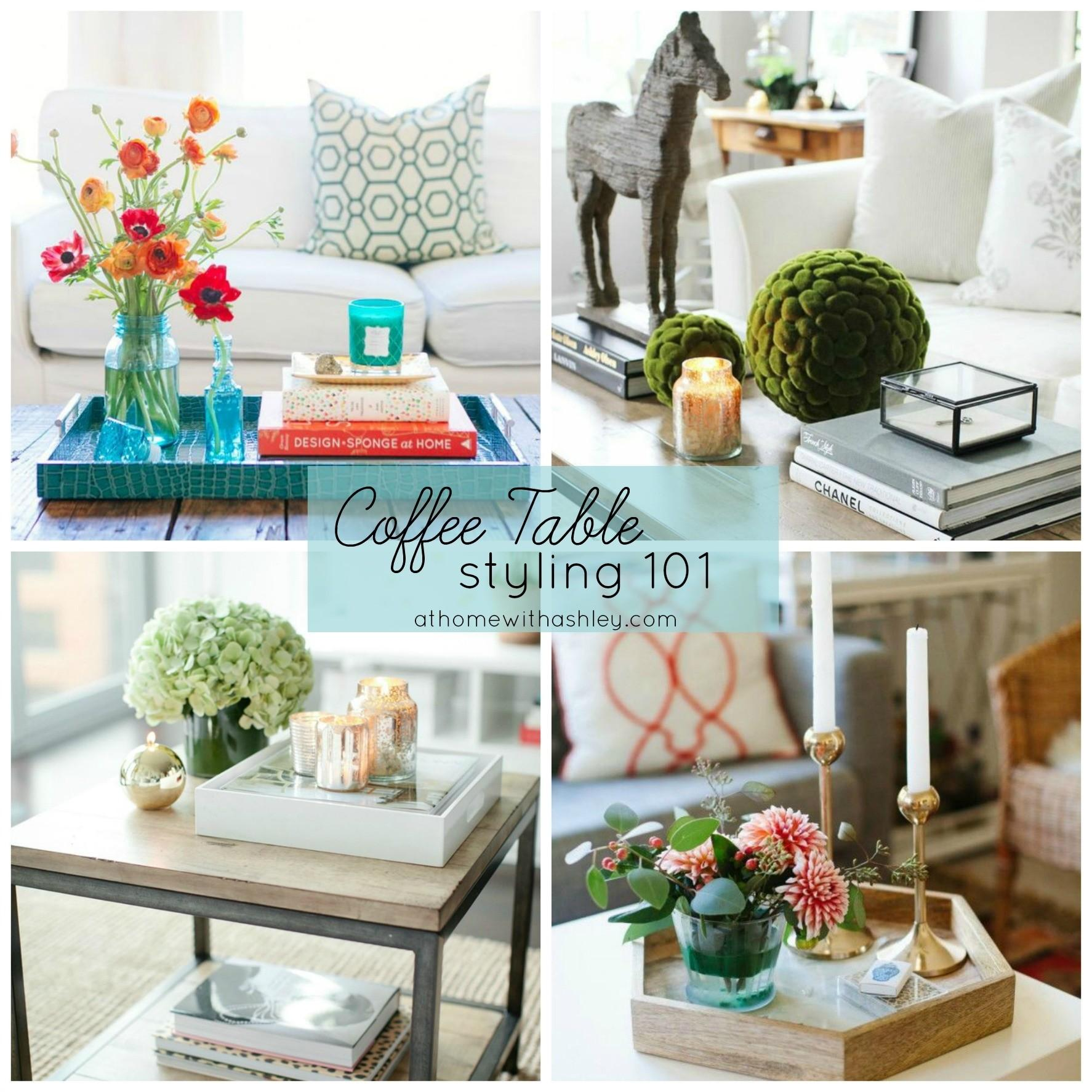 Style Coffee Table Home Ashley