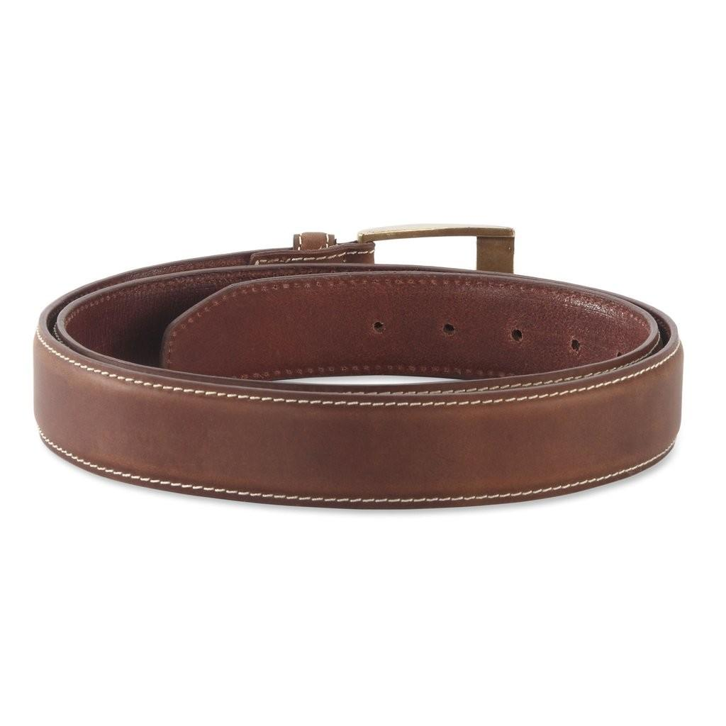 Style Craft Leather Belt Brown Color