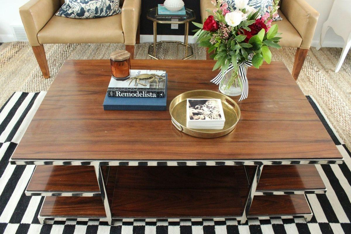 Style Family Friendly Coffee Table