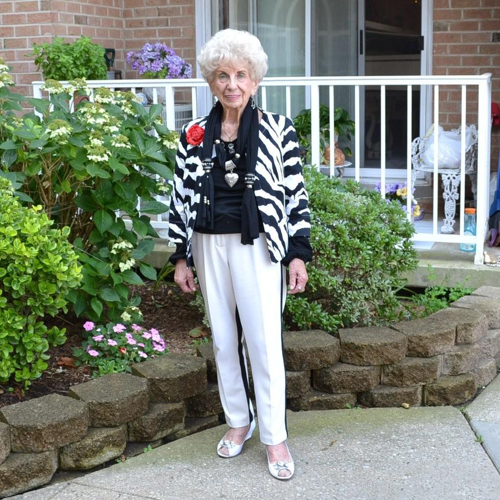 Style Lessons Year Old Woman Popsugar Fashion