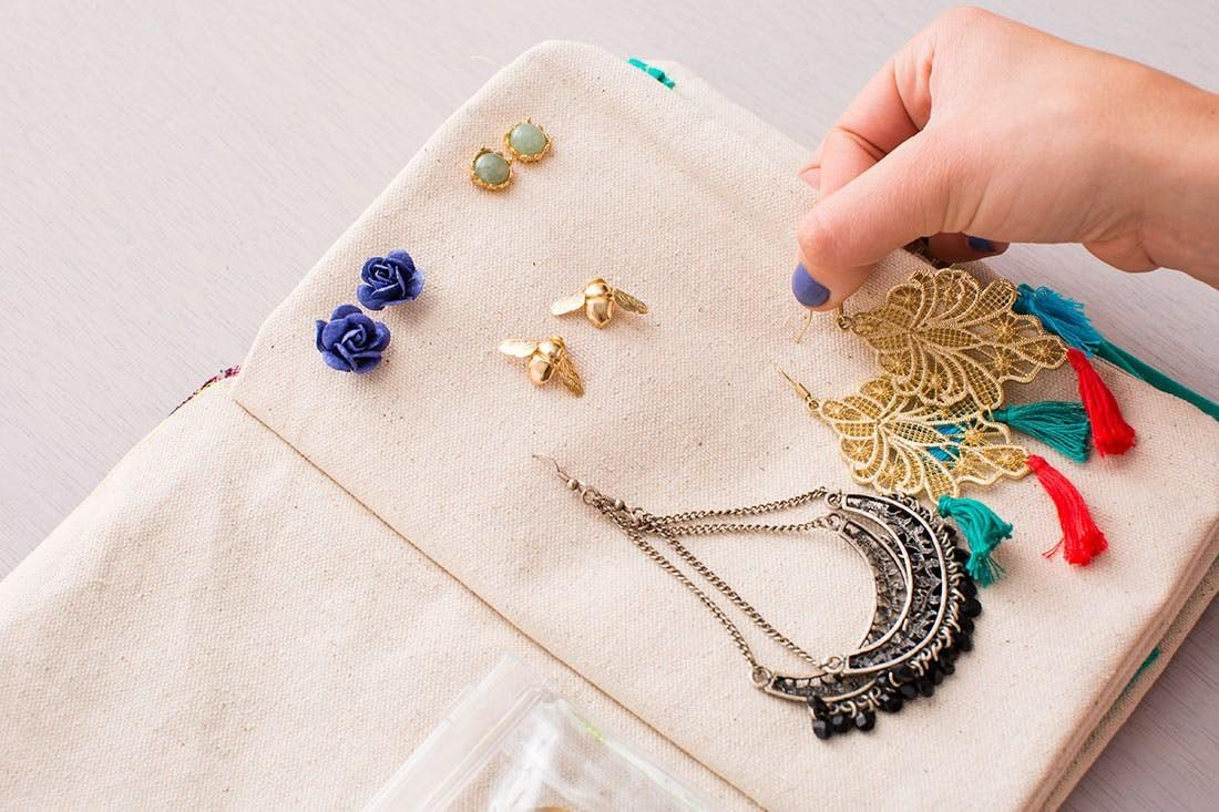Style Make Diy Travel Jewelry