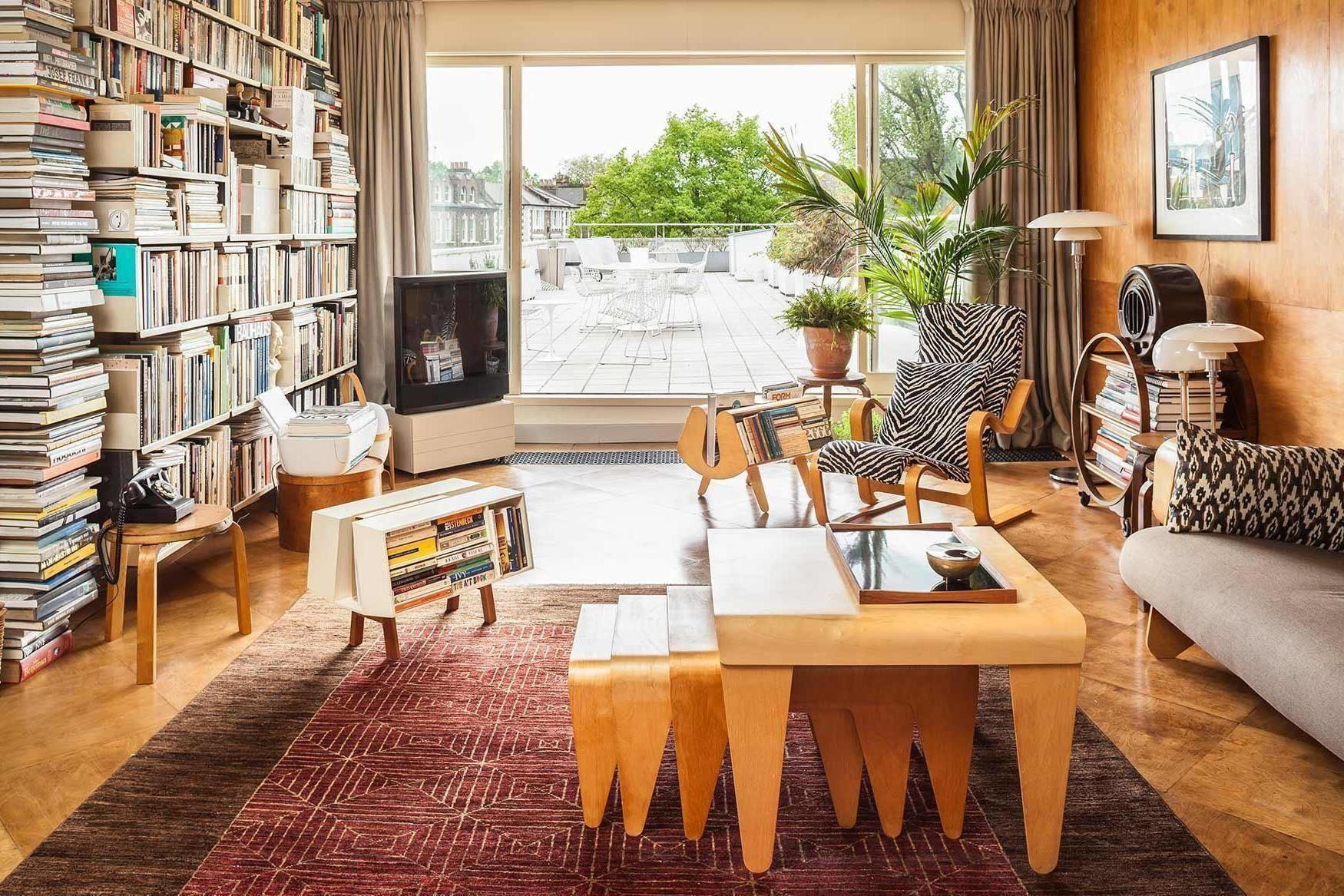 Style Modern Home Inside Iconic North London