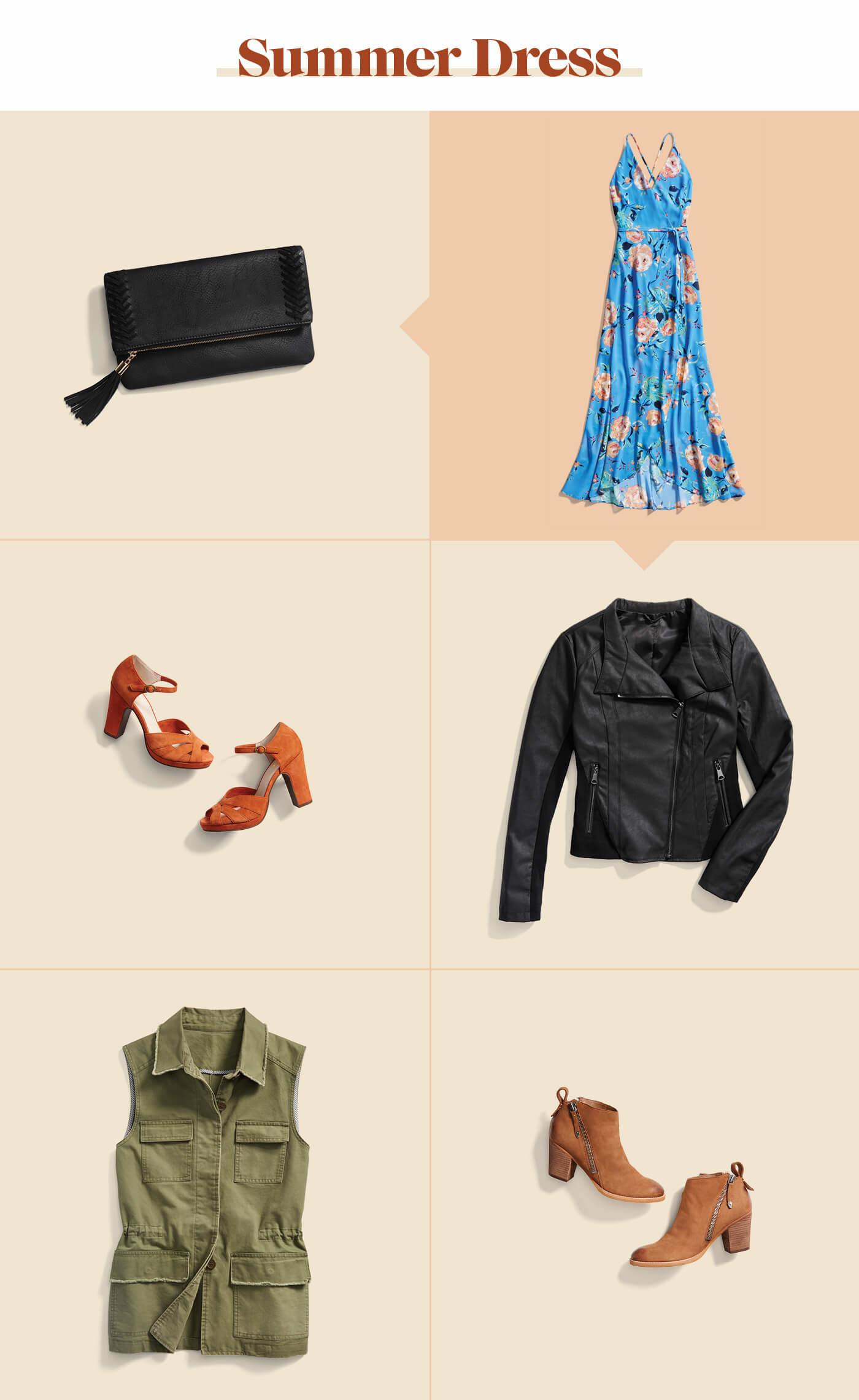 Style Refresh Your Summer Fall Look Stitch