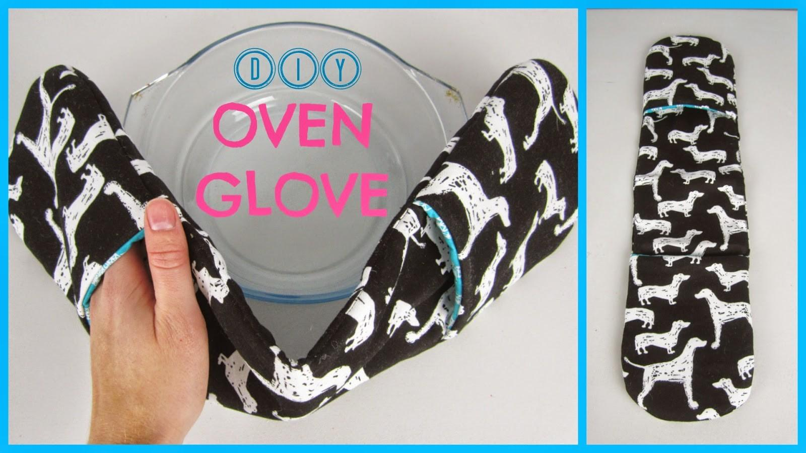 Stylenovice Step Sewing Diy Oven Glove