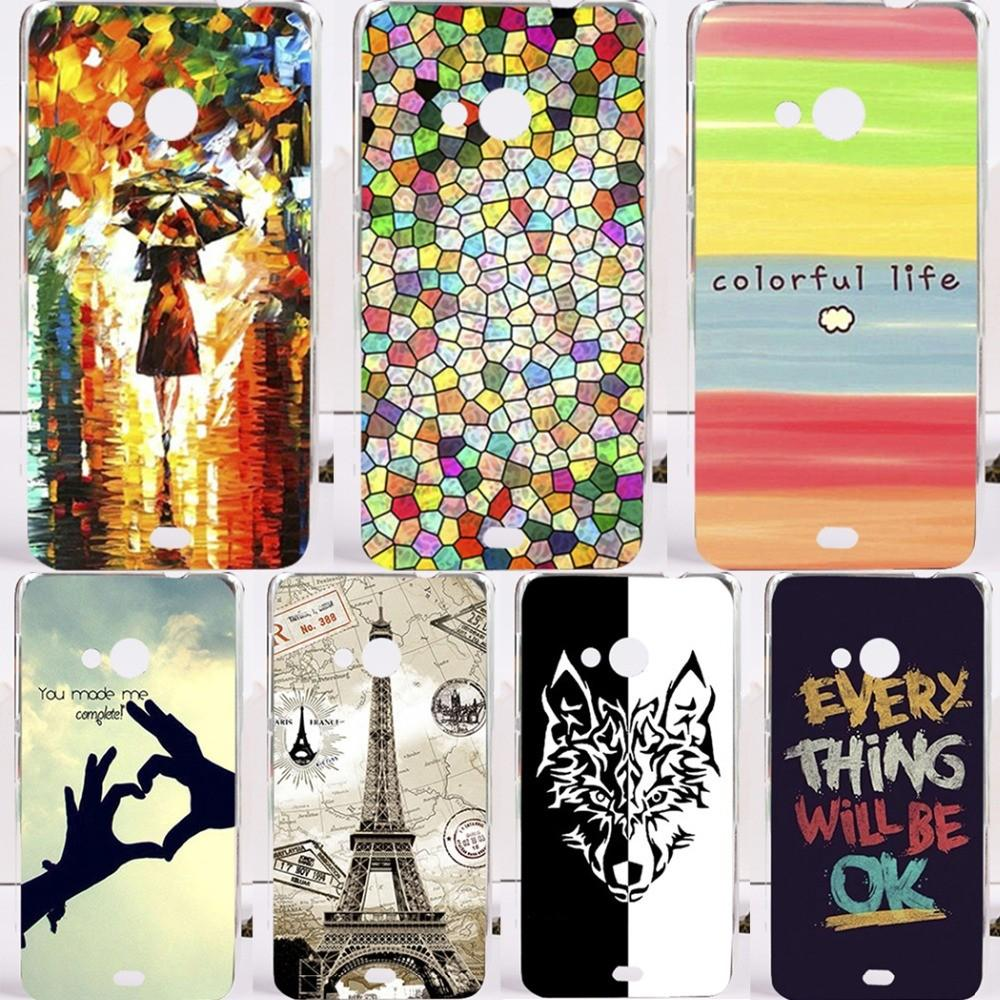 Styles Diy Painted Mobile Phone Case Microsoft