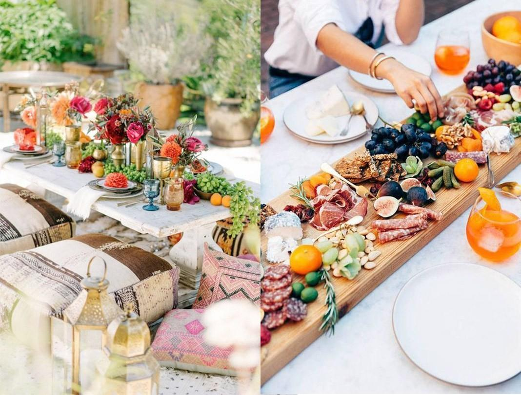 Styling Tricks Perfect Alfresco Dinner Party