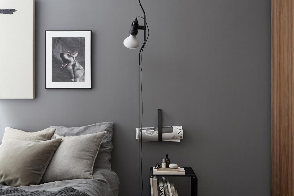 Stylish Apartment Wood Grey Coco Lapine