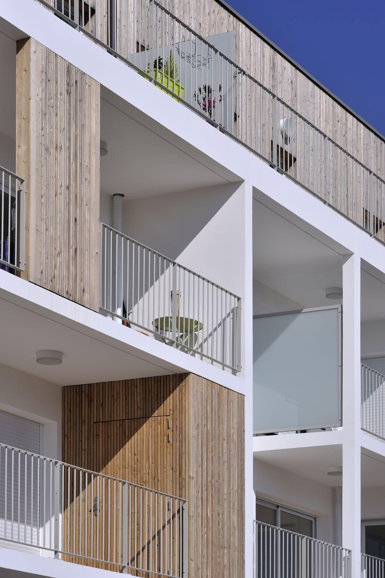 Stylish Balconies Become Integral Parts Their Buildings