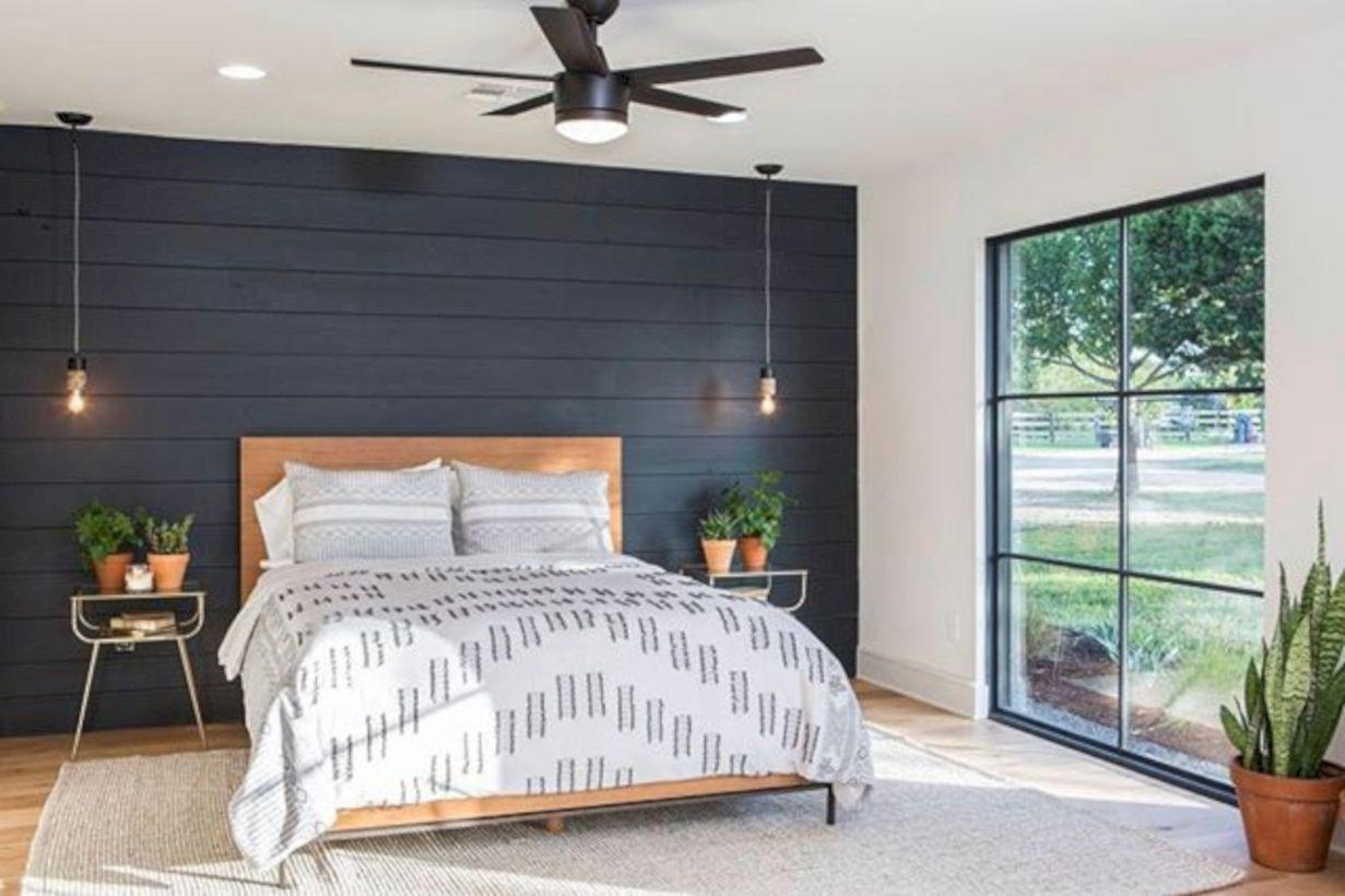 Stylish Black Accent Walls Bedrooms Ideas Trendecor