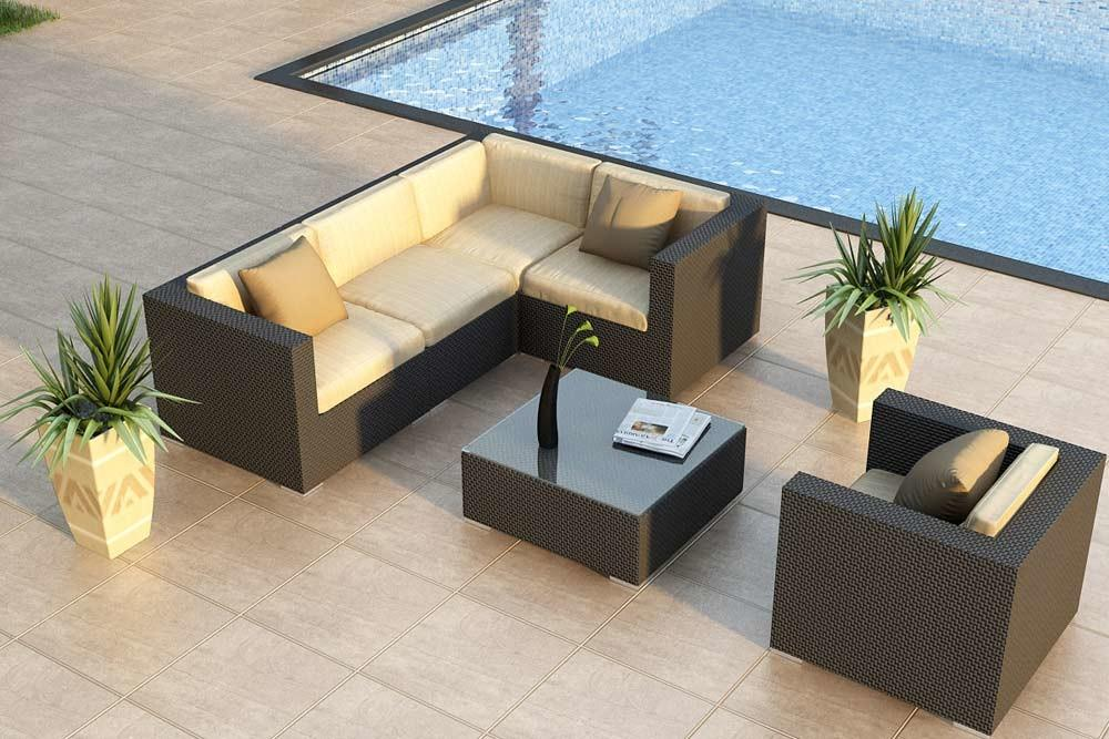 Stylish Deep Seating Patio Furniture Clearance