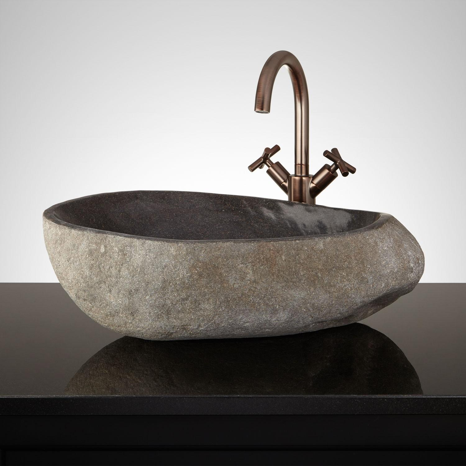 Stylish Diverse Vessel Bathroom Sinks