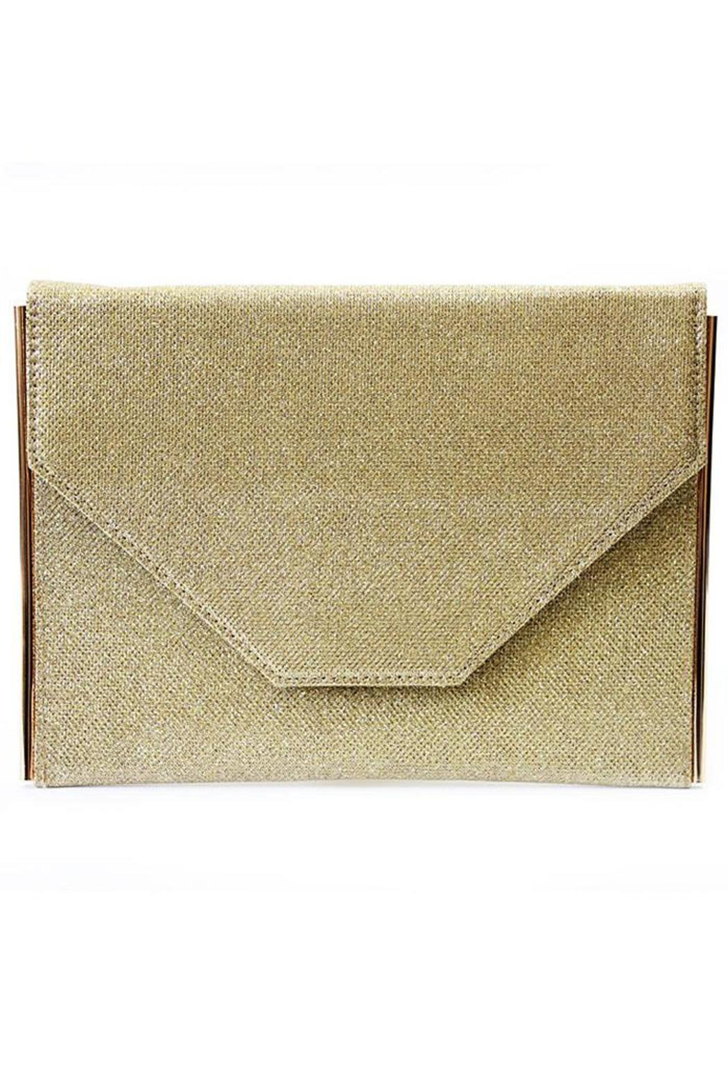 Stylish Envelope Clutch Shoptiques