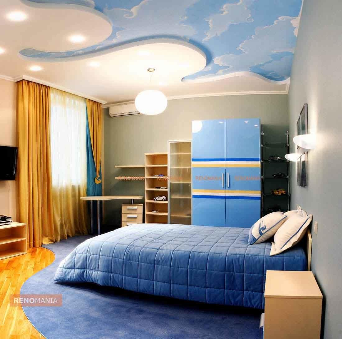 Stylish False Ceiling Designs Renomania