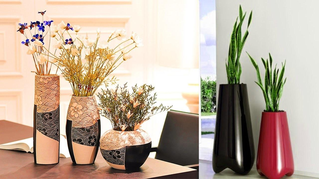 Stylish Floor Vase Decoration Ideas Tall