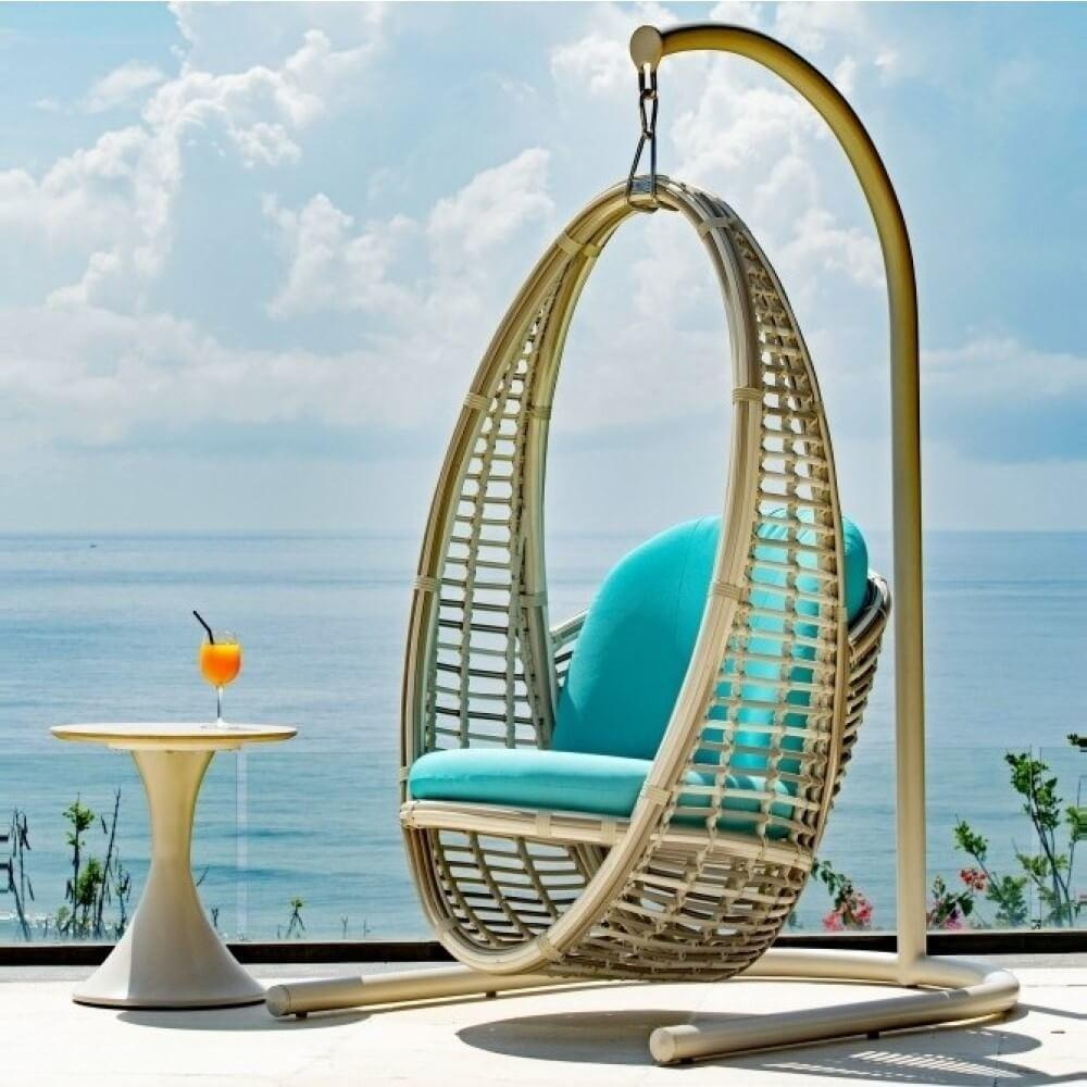 Stylish Hanging Chair Designs Every Modern Home