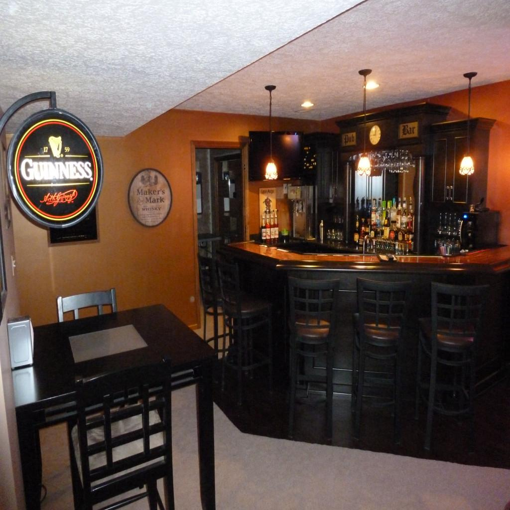 Stylish Irish Pub Decorating Ideas Pertaining Wish