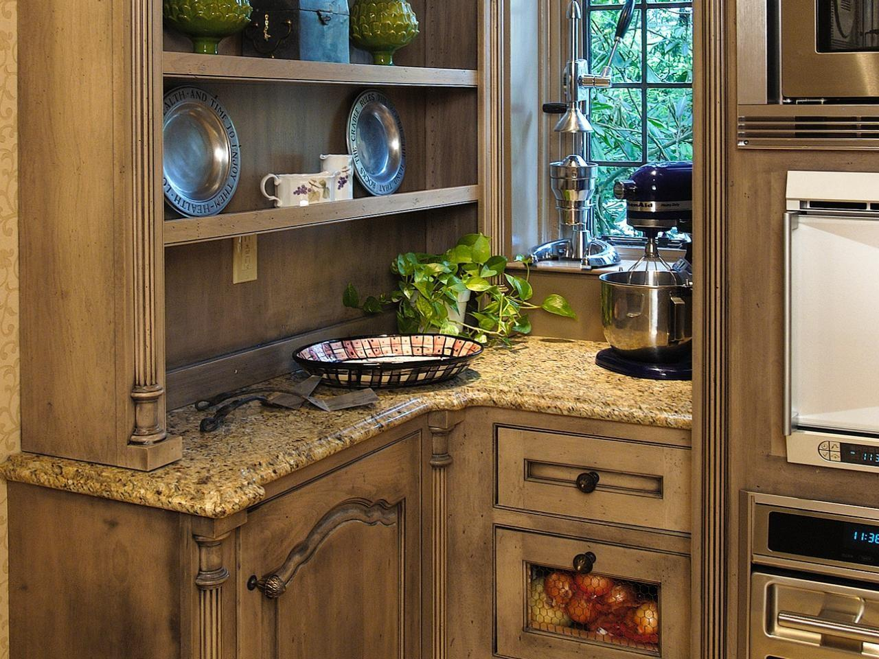 Stylish Kitchen Storage Ideas Design