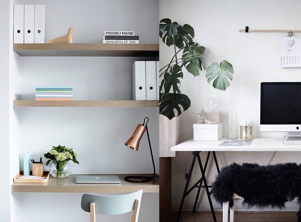 Stylish Minimalist Home Office Designs Ever See