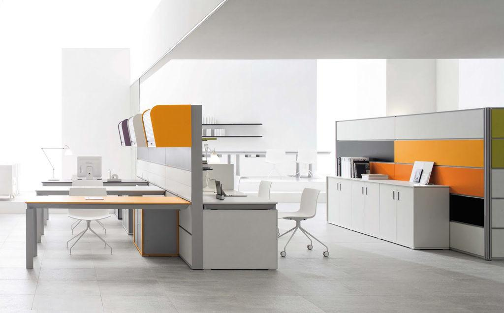 Stylish Modern Office Interior Decorations Make Spirit