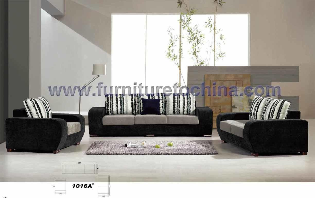 Stylish Sofa Set Wooden Sectional Manufacturer