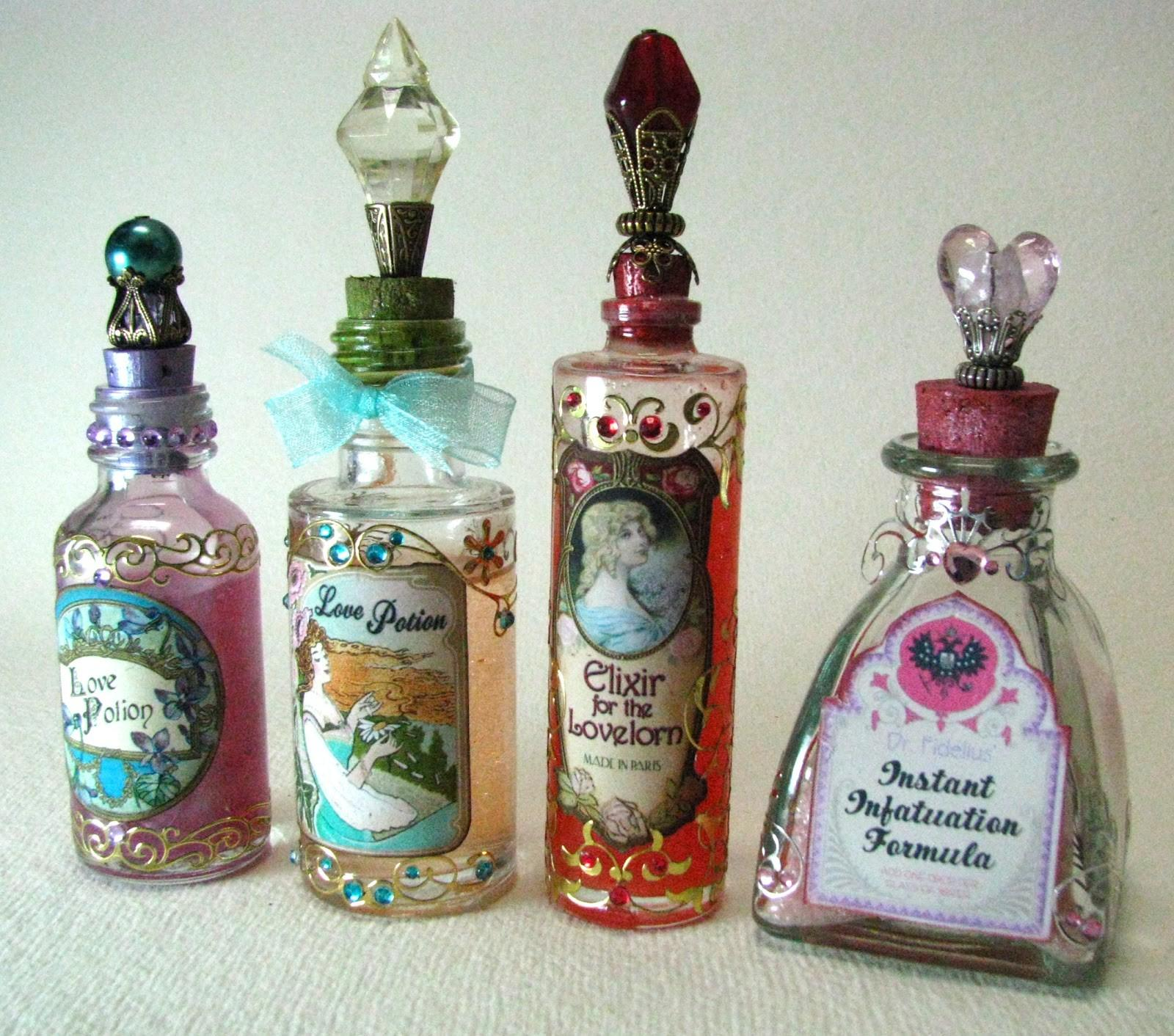 Sum All Crafts Love Potion Number