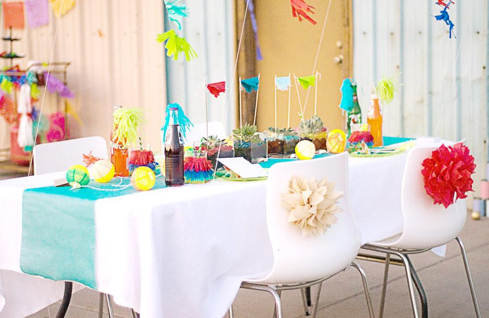 Summer Birthday Party Ideas Todays Work Home Mom