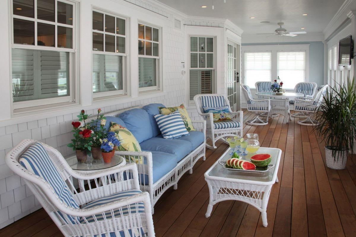 Summer Decors Infused White Wicker Furniture