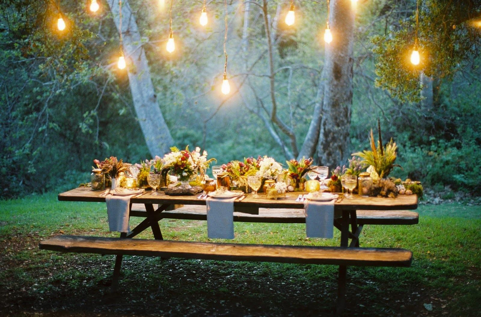 Summer Garden Party Inspiration Bug Blog