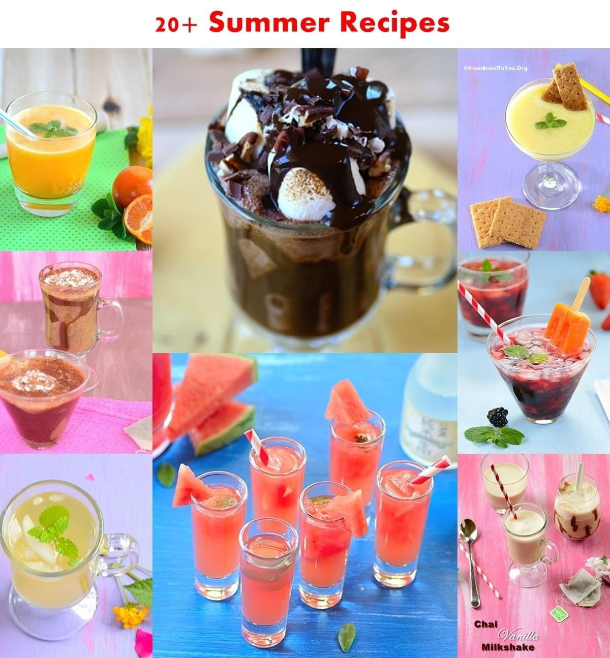 Summer Recipes 100 Gift Card Giveaway Easy