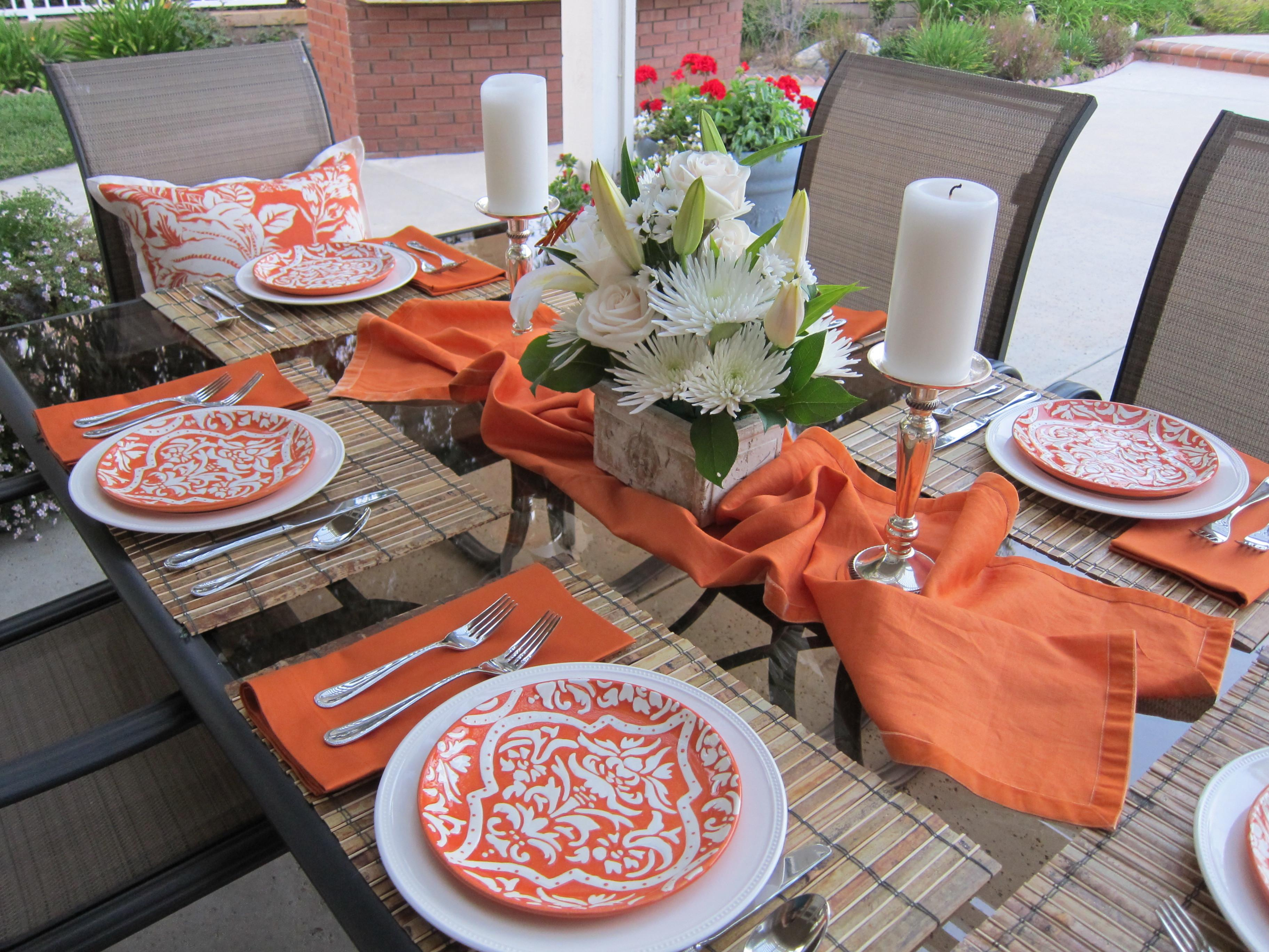Summer Tablescapes Lori Favorite Things