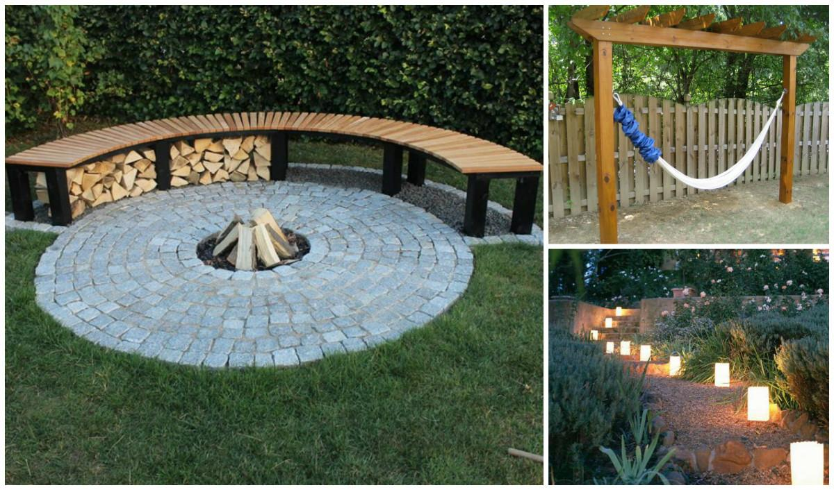 Summer Time Backyard Diy Projects Crazy