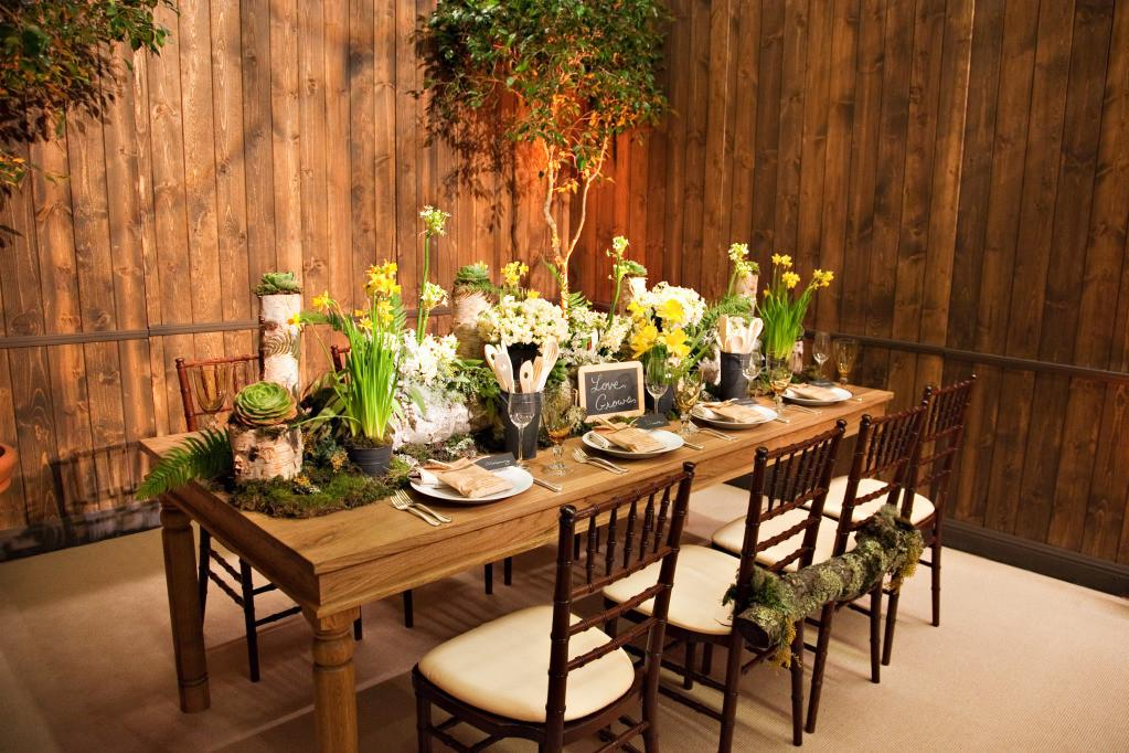 Sunny Side Easter Table Camille Styles