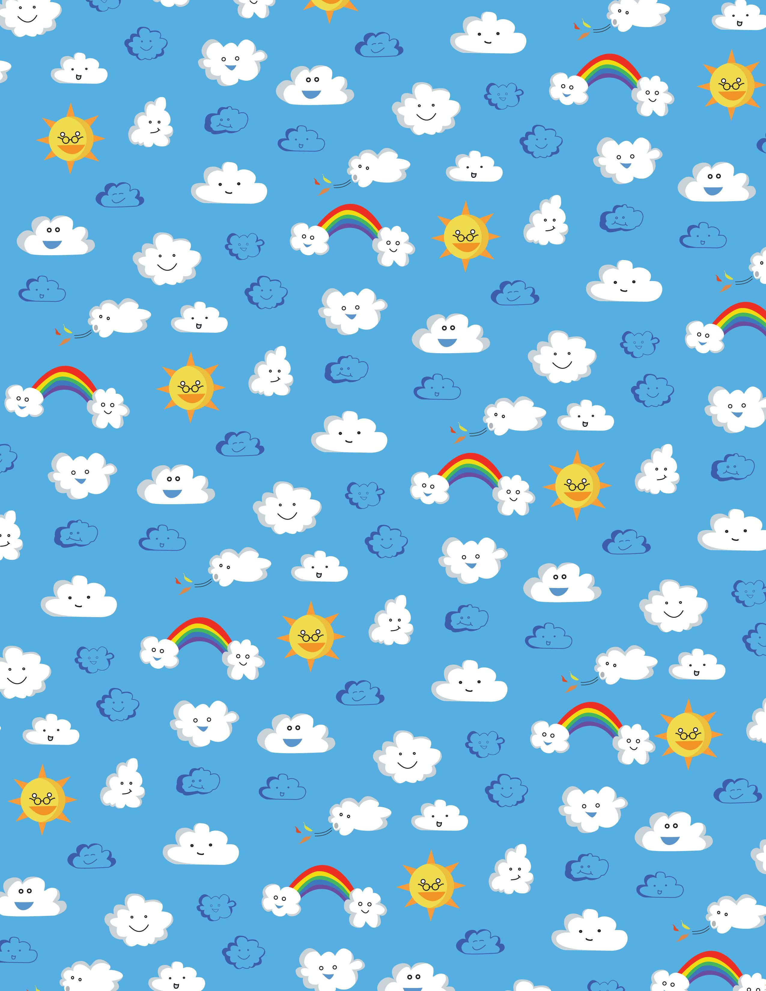Sunny Weather Pattern Sean Twiddy Bughaus Productions