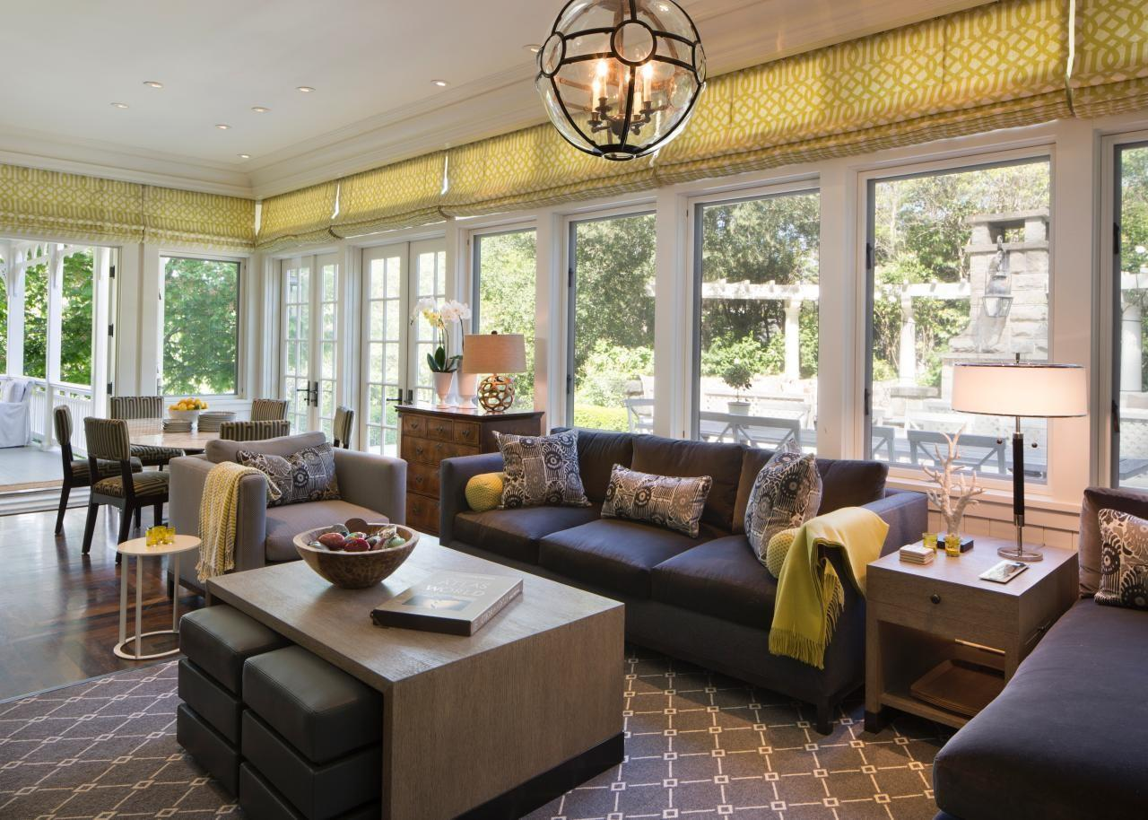 Sunroom Decorating Design Idea