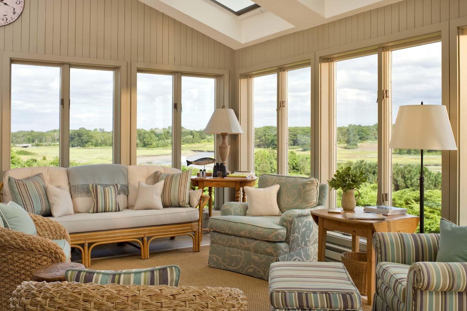 Sunroom Furniture Collection More Comfort Ease