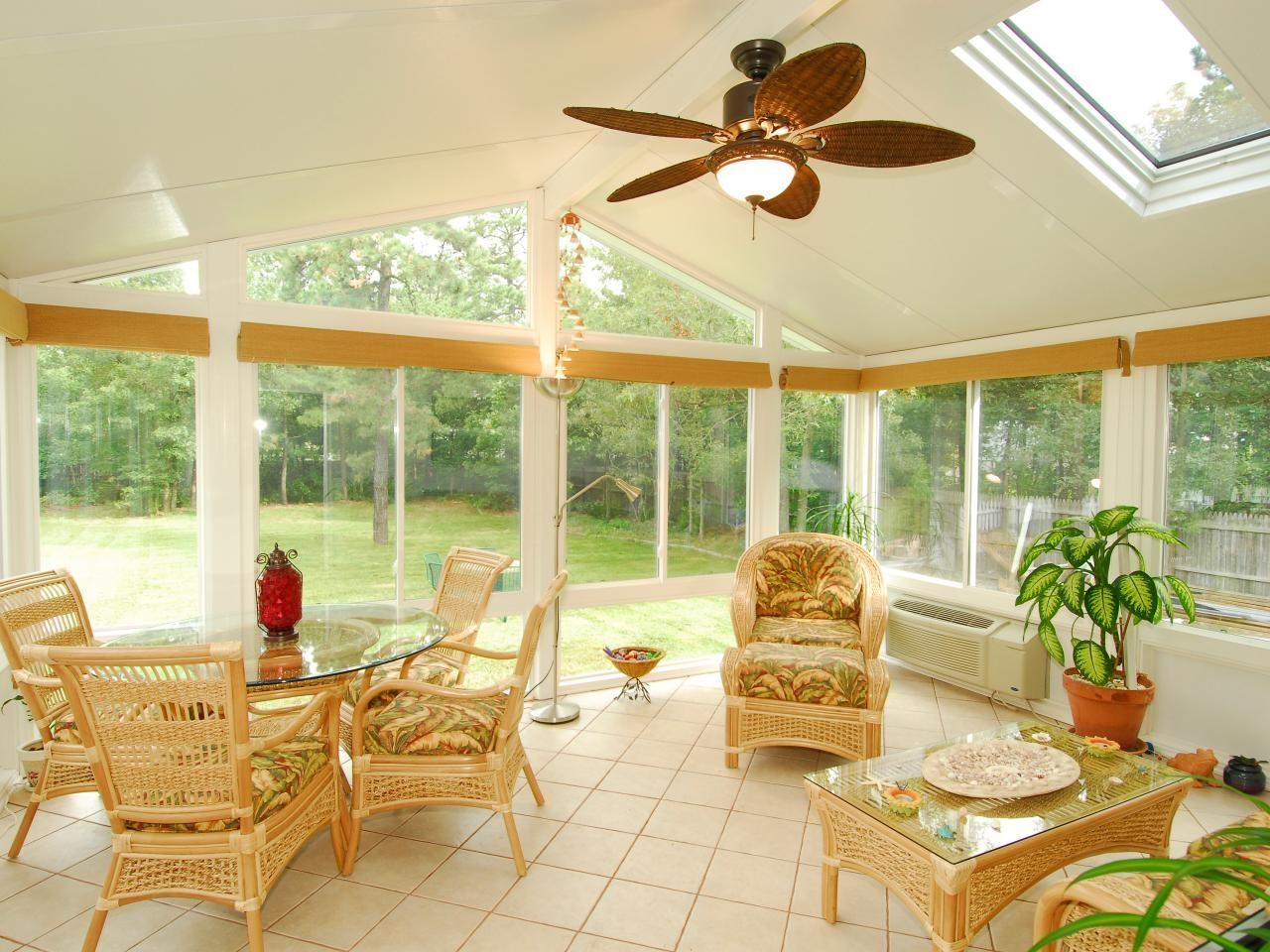 Sunrooms Conservatories Decorating Design Ideas