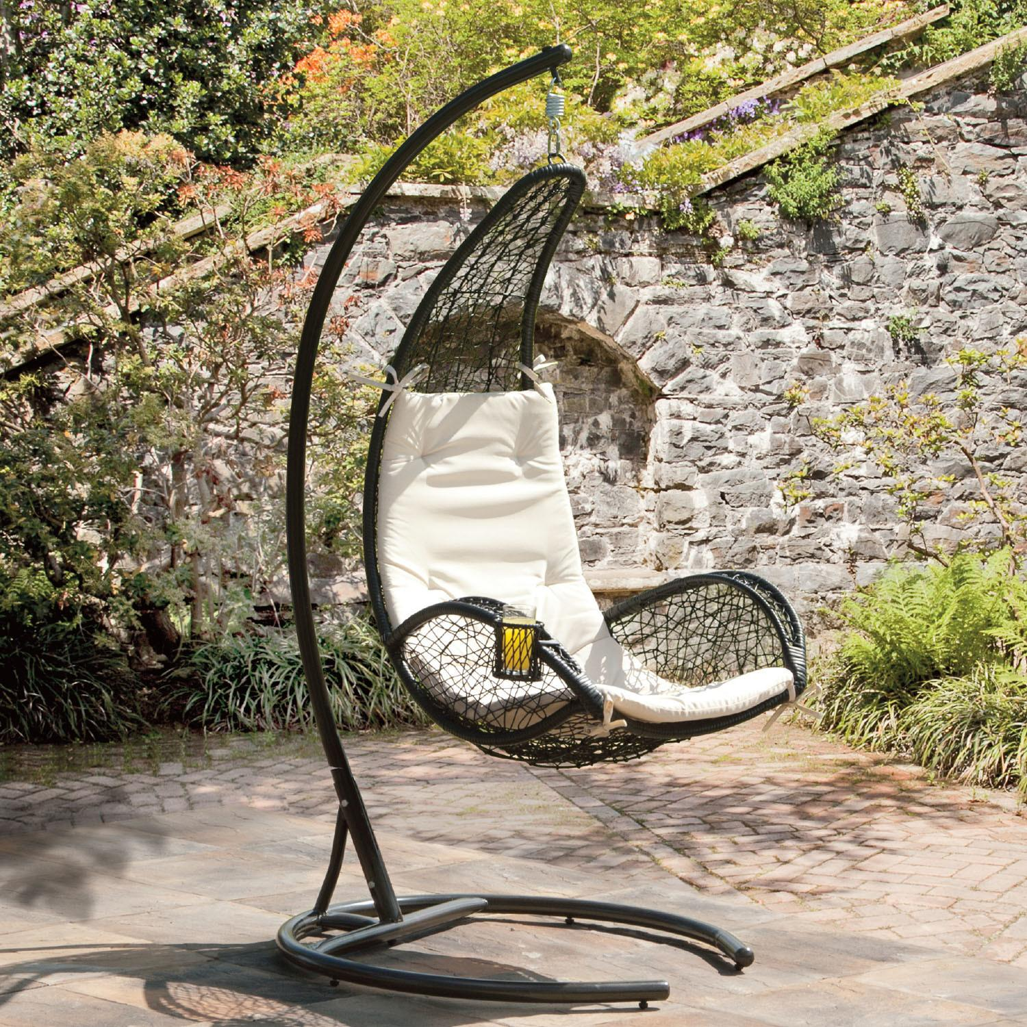 Suntime Curve Hanging Chair Garden