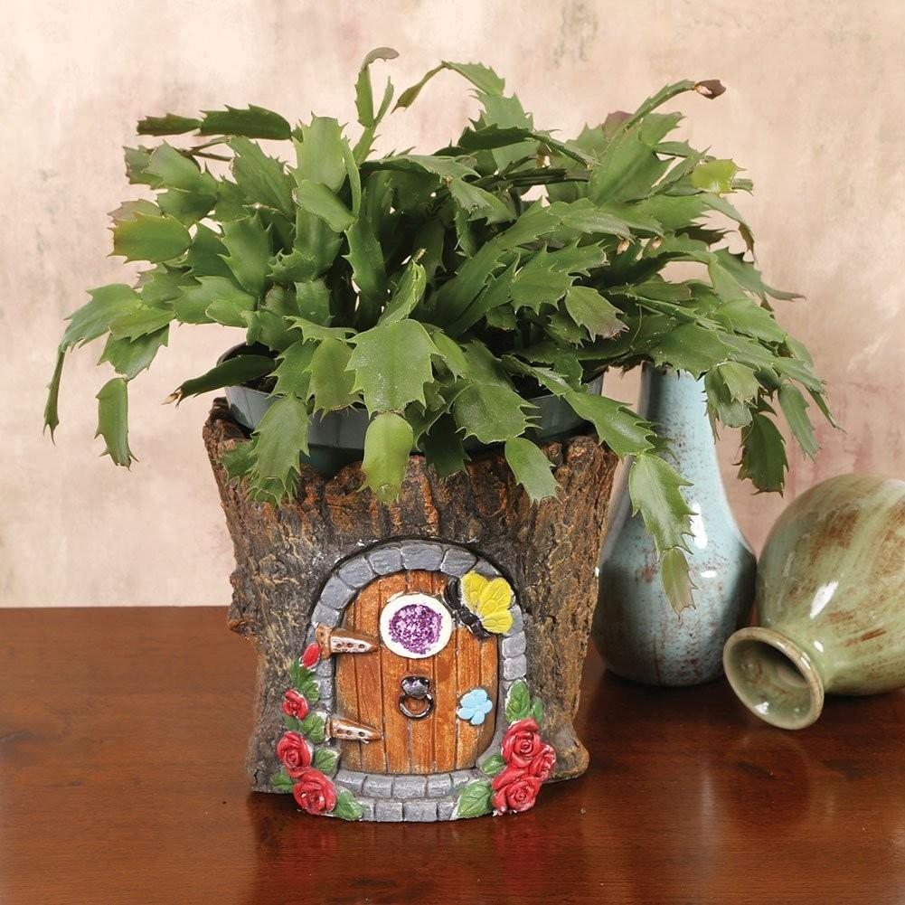 Super Cute Garden Planters Can Send Gifts