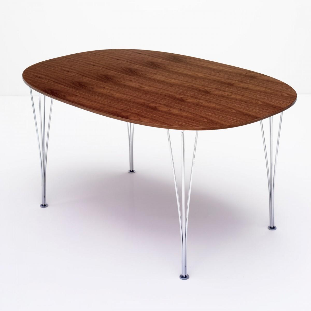 Super Elliptical Table Dining Tables