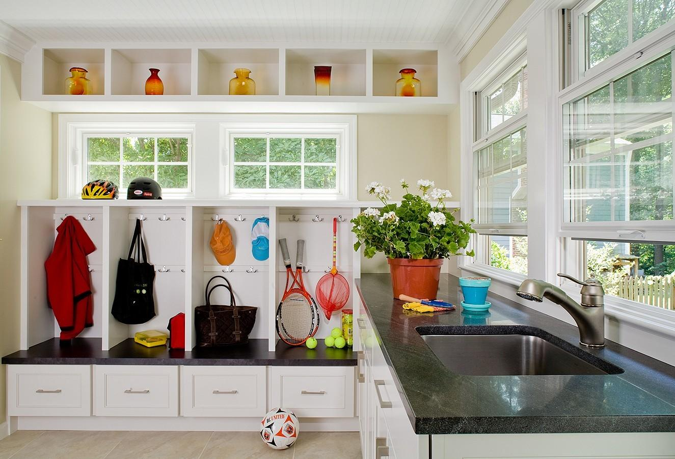 Super Organized Entryways Clear Way Guests