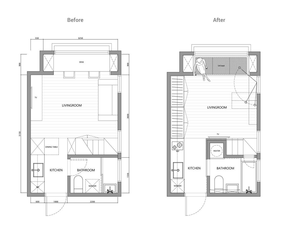 Super Tiny Home Designs Under Square Meters Includes