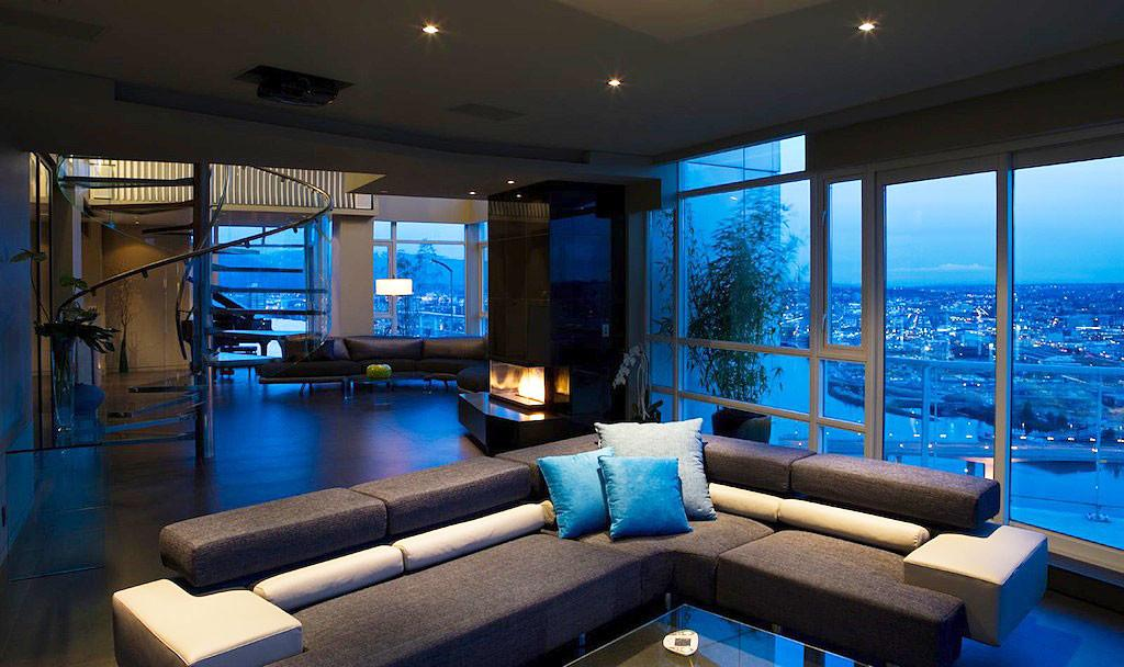 Superb Contemporary Penthouse Yaletown Vancouver