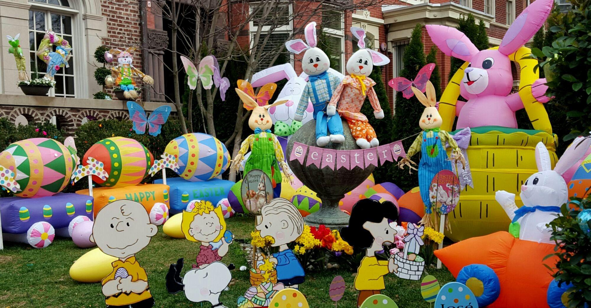 Superb Easter Rabbit Decorations Home Decor