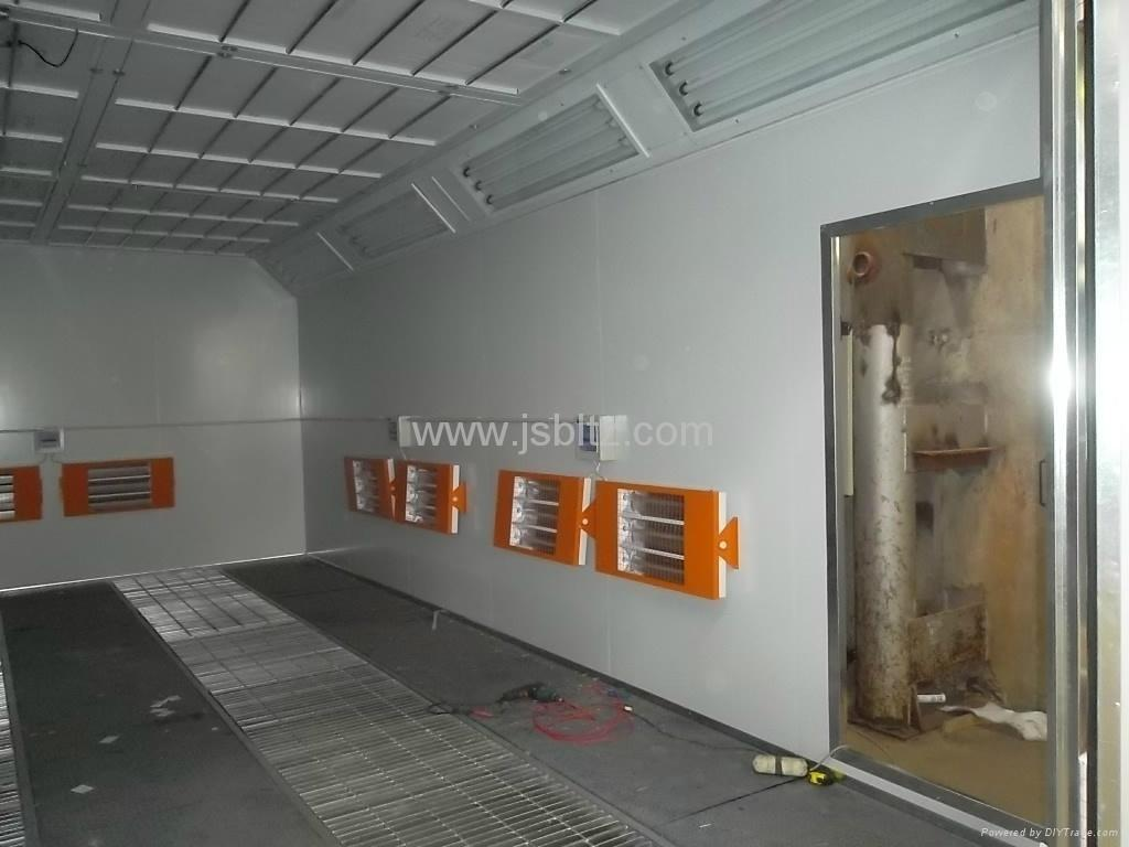 Supply Lam Licensing Spray Paint Room Baolin