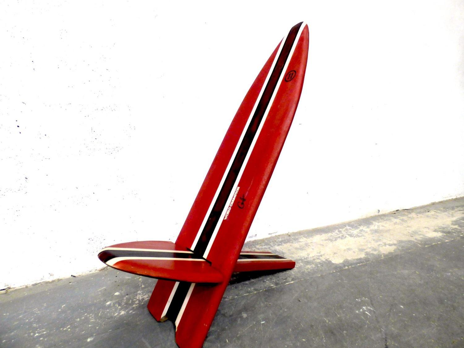Surf Board Chair Welbrook Interiors Wholesale