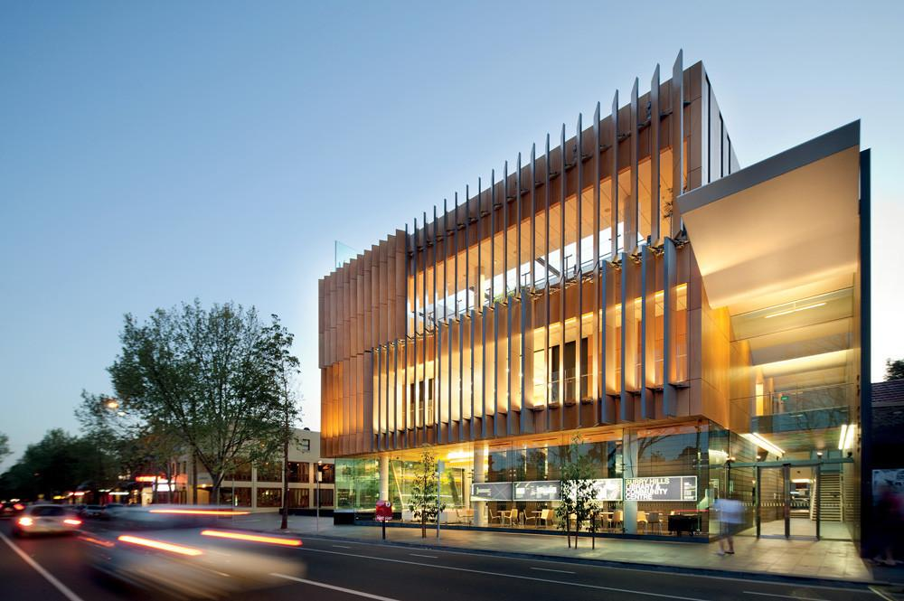 Surry Hills Library Community Centre Fjmt Archdaily