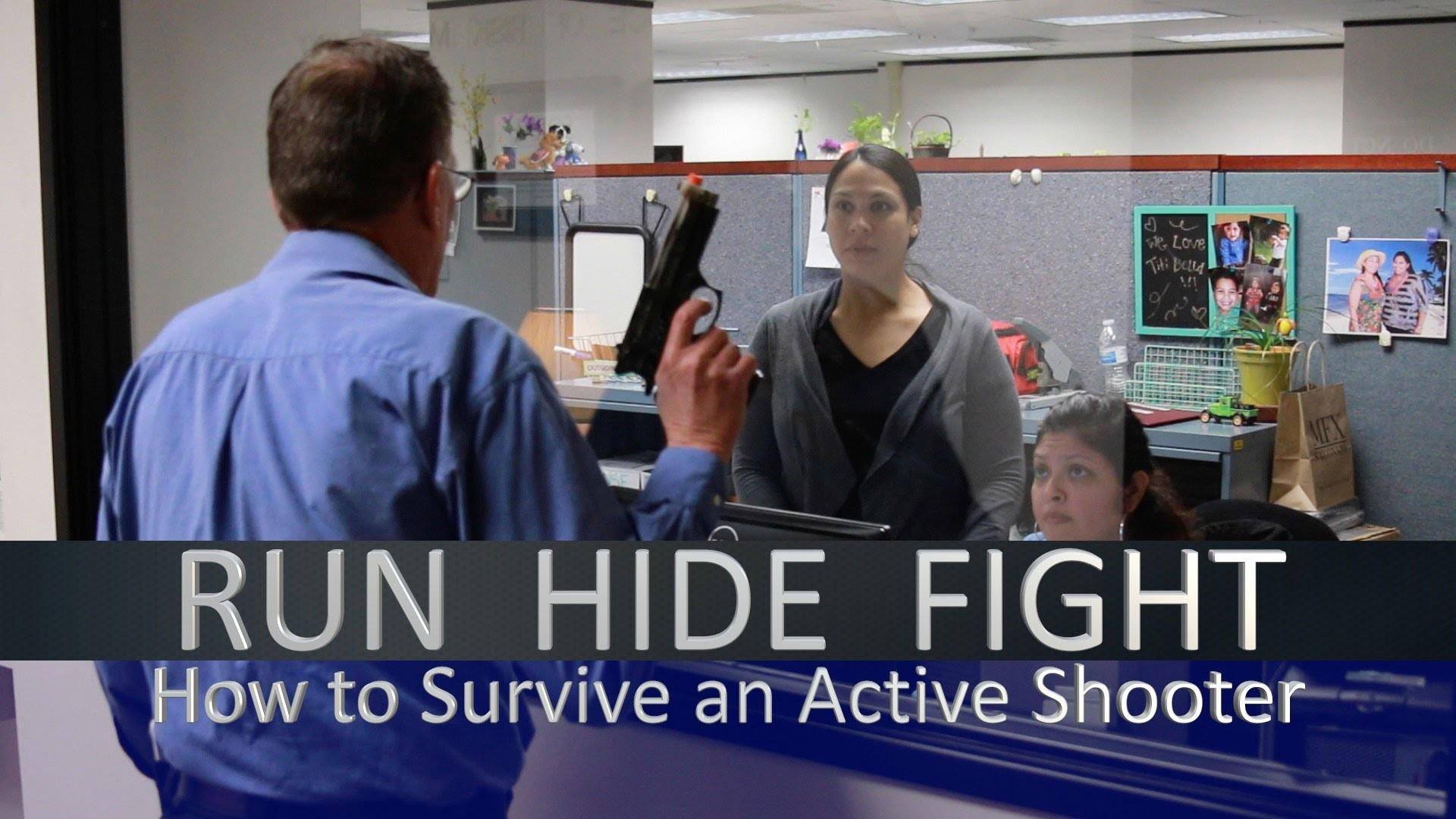 Survive Active Shooter