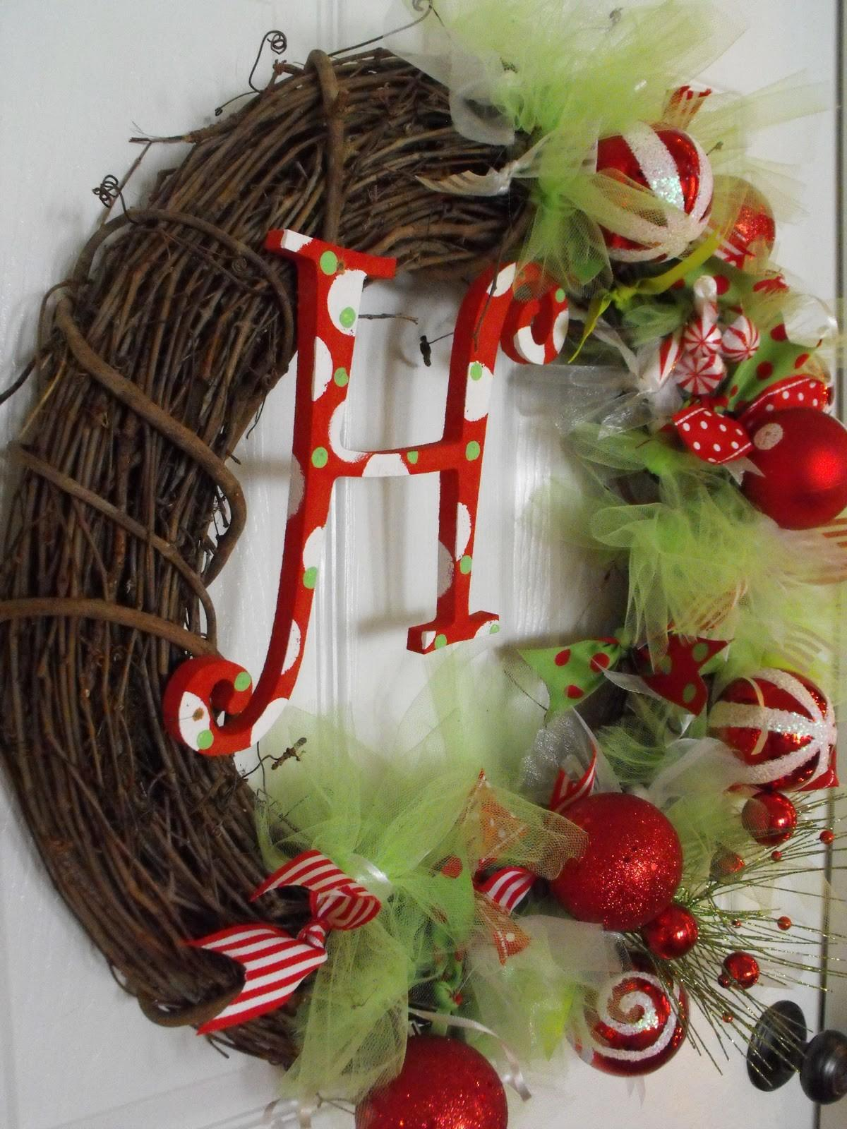 Susie Harris Diy Christmas Wreath
