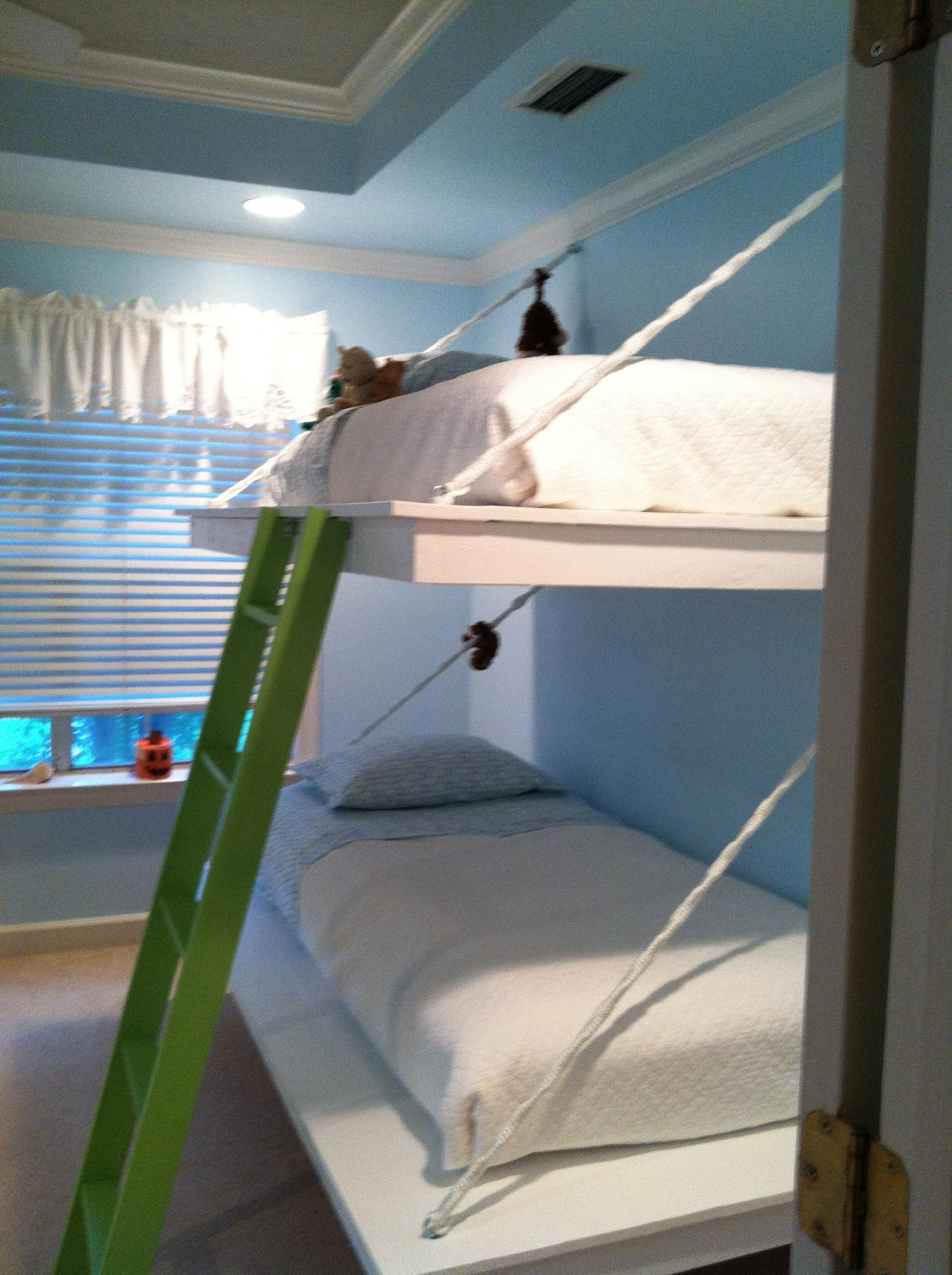 Suspended Bed Hanging Ideas Ive Always Liked