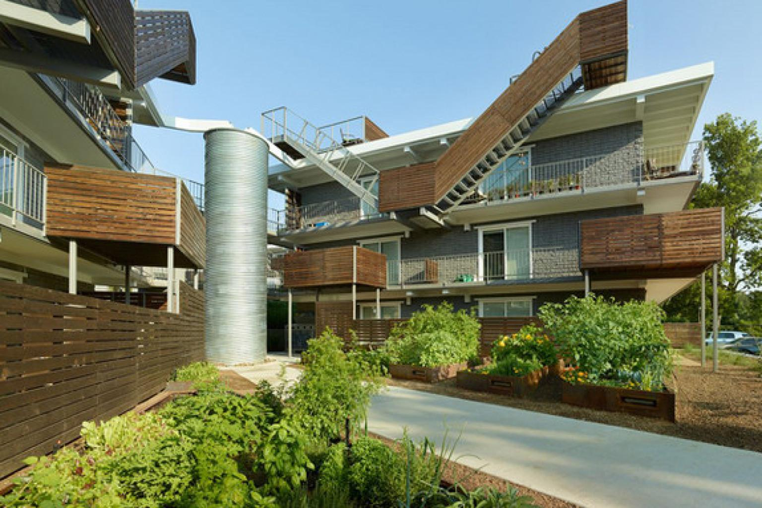 Sustainable Architecture Reasons Love Green
